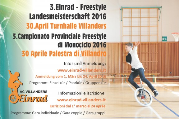 2016 Flyer Freestyle LM